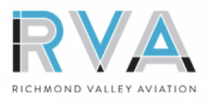 Richmond Valley Aviation Logo